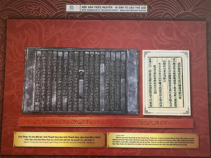 Gần 10.000 hiện vật, cứ liệu lịch sử quý về Thanh Hóa - Ảnh 7.