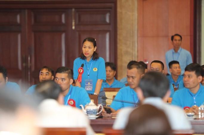 Thủ tướng gặp gỡ công nhân lao động kỹ thuật cao: 43 kiến nghị rất nặng ký! - Ảnh 7.