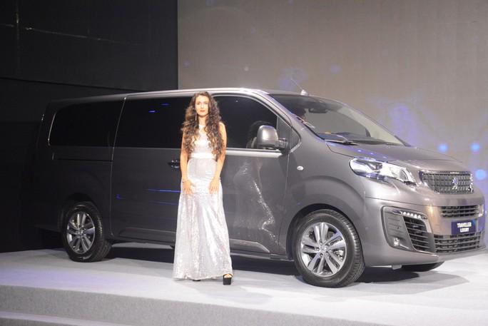 Thaco ra mắt xe đa dụng châu Âu Peugeot Traveller giá 1,7 tỉ đồng - Ảnh 5.