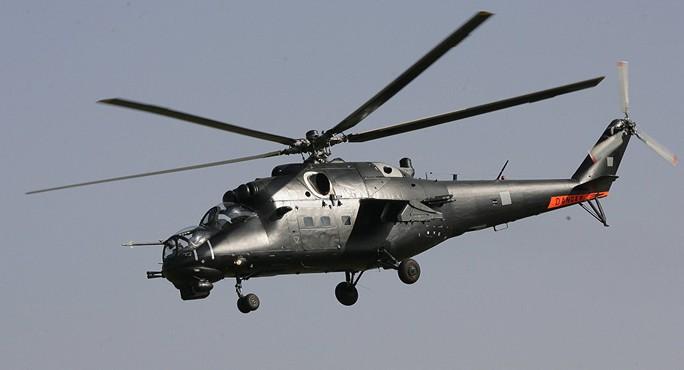 Rơi trực thăng quân sự Venezuela, toàn bộ binh sĩ trên khoang thiệt mạng - Ảnh 1.