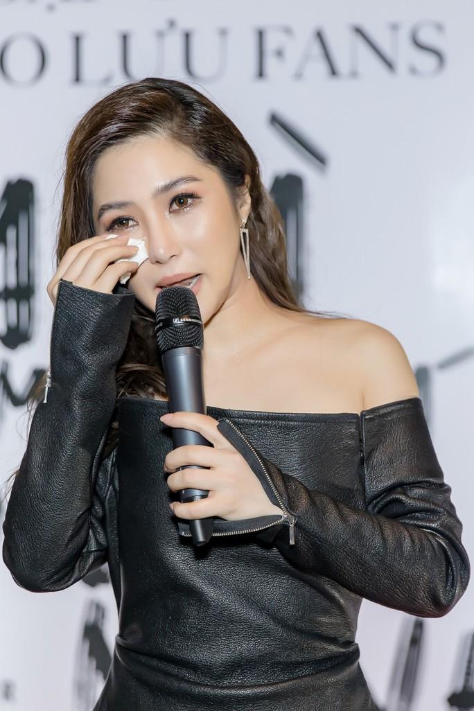 Ca sĩ Hương Tràm: Tôi nghỉ hát vì trân trọng khán giả - Ảnh 2.