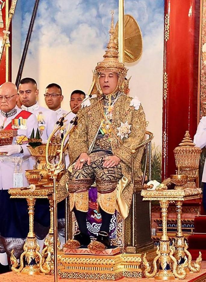 Tổng Bí thư, Chủ tịch nước chúc mừng Quốc vương Thái Lan đăng quang  - Ảnh 1.