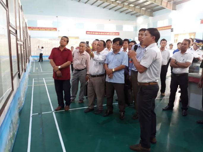 Triển lãm bản đồ khẳng định chủ quyền Hoàng Sa, Trường Sa của Việt Nam - Ảnh 3.