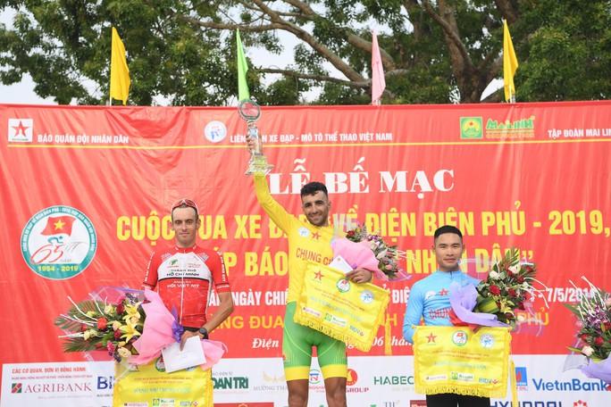 Mirsamad Pourseyed  đoạt Áo vàng chung cuộc  - Ảnh 4.