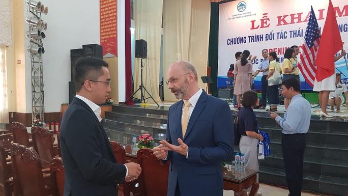 Hoa Kỳ đang giúp Việt Nam ứng phó thảm họa thiên tai - Ảnh 1.