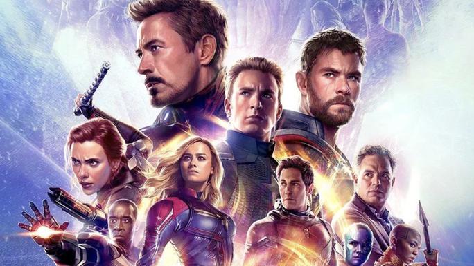 """Bom tấn """"Avengers: Endgame"""" vượt doanh thu """"Titanic"""" - Ảnh 1."""