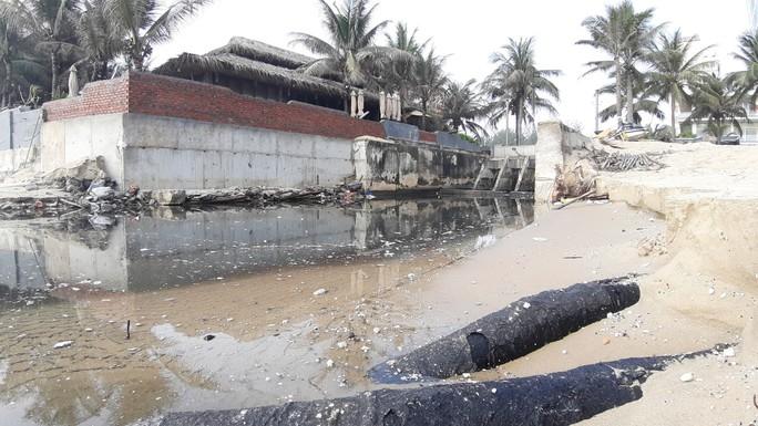 Đà Nẵng: Xả nước thải vượt chuẩn cho phép, một công ty bị xử phạt 273 triệu đồng - Ảnh 1.