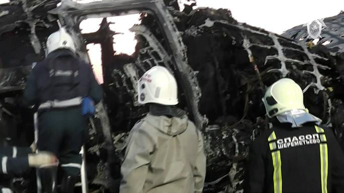 Ngày tang thương của hàng không Nga - Ảnh 1.