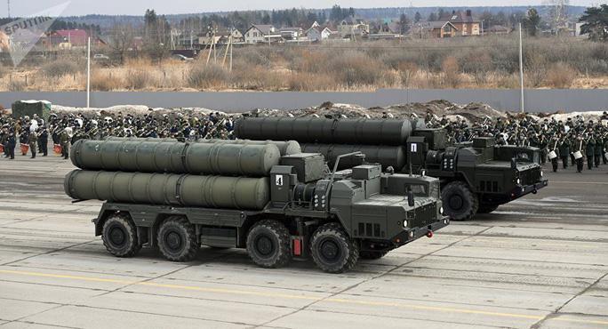 Thổ Nhĩ Kỳ gửi quân sang Nga học cách sử dụng S-400 - Ảnh 1.