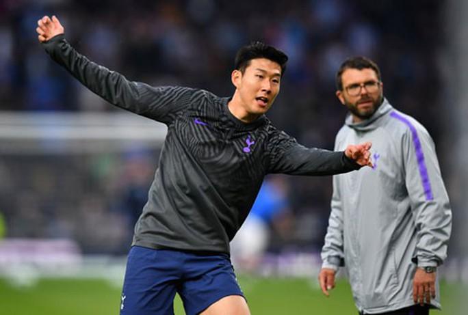 Mong Son Heung-min vực dậy Tottenham - Ảnh 1.