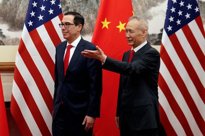 Mỹ - Trung căng trước đàm phán thương mại - Ảnh 1.