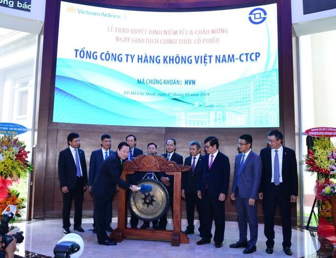Vietnam Airlines lên sàn HOSE, nhà nước sẽ tiếp tục thoái vốn - Ảnh 1.