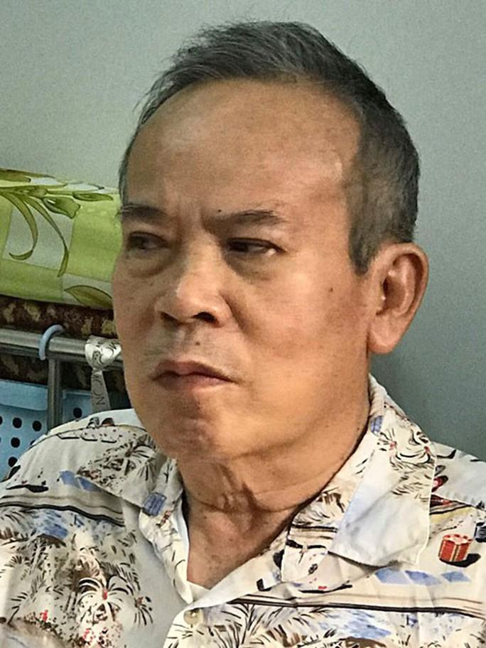 Sức khỏe NSƯT Giang Châu nguy kịch - Ảnh 1.
