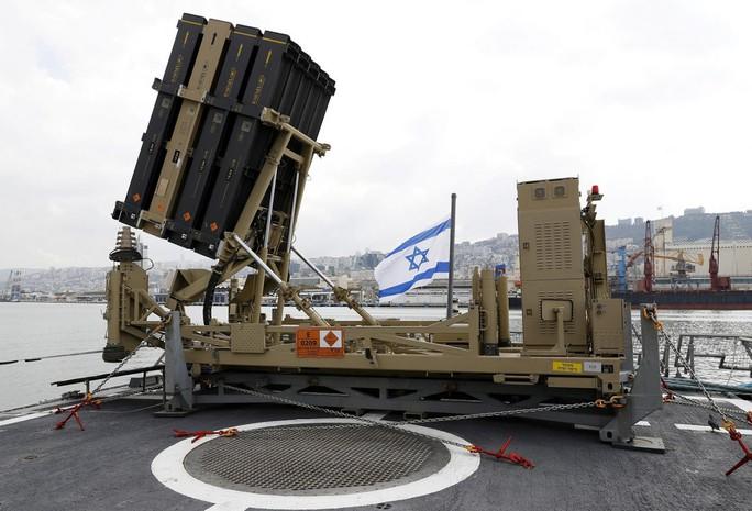 Đánh cắp công nghệ phòng thủ tối tân của Israel không ai khác ngoài Trung Quốc? - Ảnh 1.