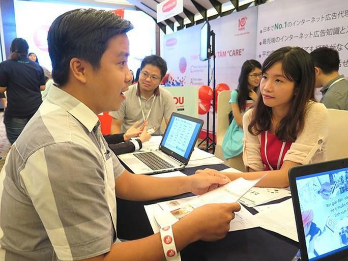 Chỉ  5% lực lượng lao động Việt Nam giao tiếp bằng tiếng Anh lưu loát - Ảnh 2.