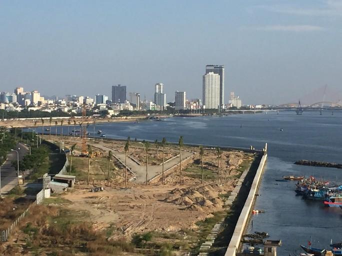 Dự án lấn sông Hàn: Sao chỉ điều chỉnh? - Ảnh 1.