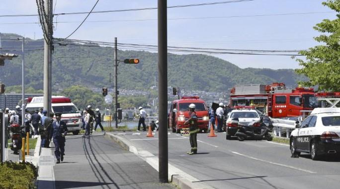 Nhật Bản: Xe hơi lao vào nhóm trẻ mẫu giáo, 15 người nhập viện - Ảnh 3.