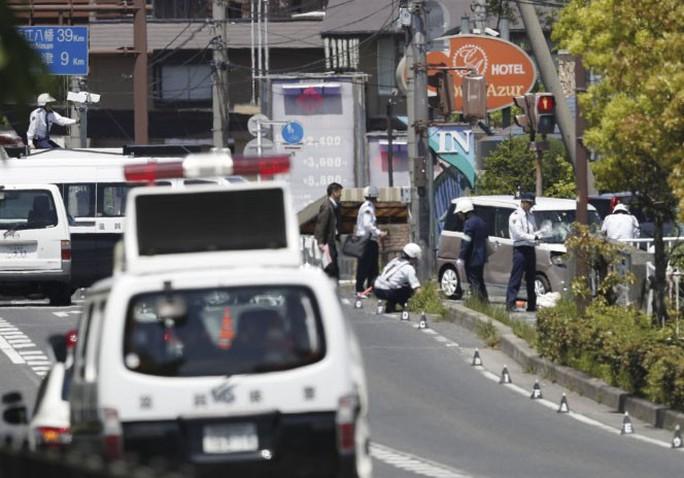 Nhật Bản: Xe hơi lao vào nhóm trẻ mẫu giáo, 15 người nhập viện - Ảnh 2.