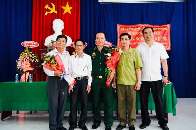 Vụ gia đình có 8 người bị oan: VKSND tỉnh Tây Ninh xin lỗi người bị bắt giam oan - Ảnh 1.