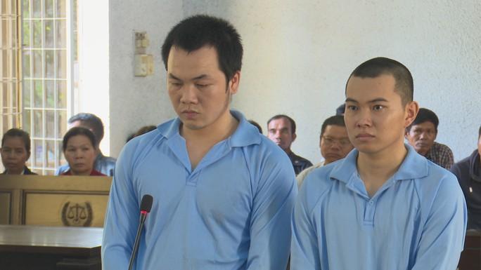 Hai anh em lừa bán 6 cô gái sang Trung Quốc - Ảnh 1.