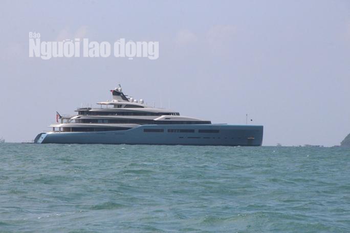 """Siêu du thuyền triệu đô của ông chủ Tottenham đang có mặt ở """"đảo ngọc"""" Phú Quốc - Ảnh 2."""