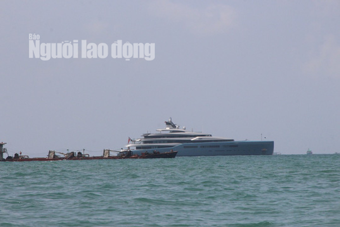 """Siêu du thuyền triệu đô của ông chủ Tottenham đang có mặt ở """"đảo ngọc"""" Phú Quốc - Ảnh 3."""