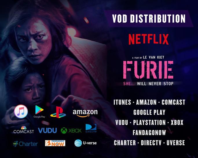 Hai Phượng của Ngô Thanh Vân được chiếu trên Netflix - Ảnh 1.