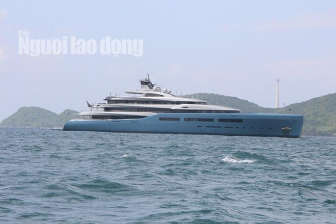 """Siêu du thuyền triệu đô của ông chủ Tottenham đang có mặt ở """"đảo ngọc"""" Phú Quốc - Ảnh 5."""