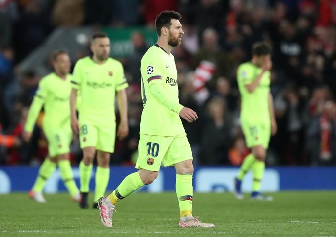 Ngược dòng không tưởng quật ngã Barcelona, Liverpool vào chung kết - Ảnh 2.