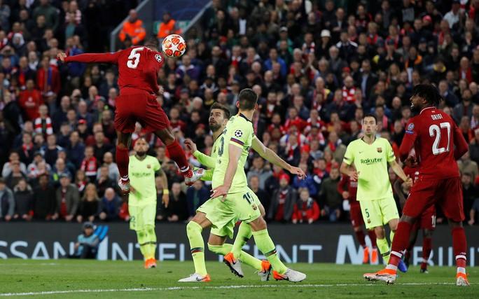 Ngược dòng không tưởng quật ngã Barcelona, Liverpool vào chung kết - Ảnh 6.