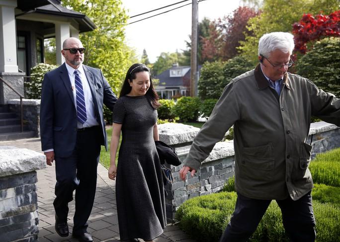 Canada quản thúc giám đốc tài chính Huawei trong biệt thự gần 10 triệu USD - Ảnh 2.