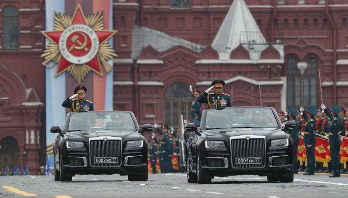 Nga diễu binh rầm rộ mừng Ngày Chiến thắng - Ảnh 11.