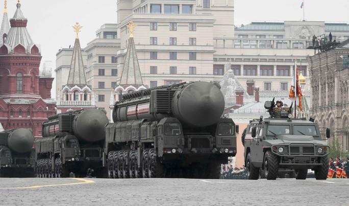 Ngày chiến thắng giúp nước Nga đoàn kết hơn - Ảnh 2.