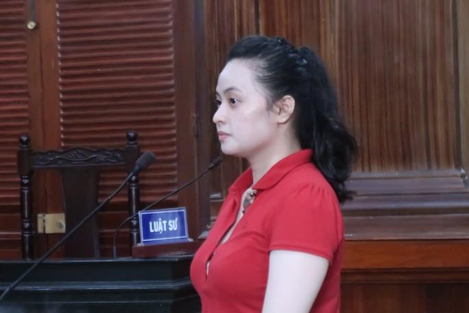 Hotgirl Ngọc Miu khóc nức nở sau khi nghe VKSND đề nghị mức án - Ảnh 2.