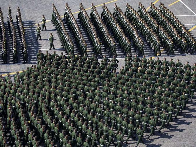 Nga diễu binh rầm rộ mừng Ngày Chiến thắng - Ảnh 21.