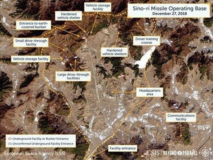 Hàn Quốc: Triều Tiên lại phóng tên lửa - Ảnh 1.