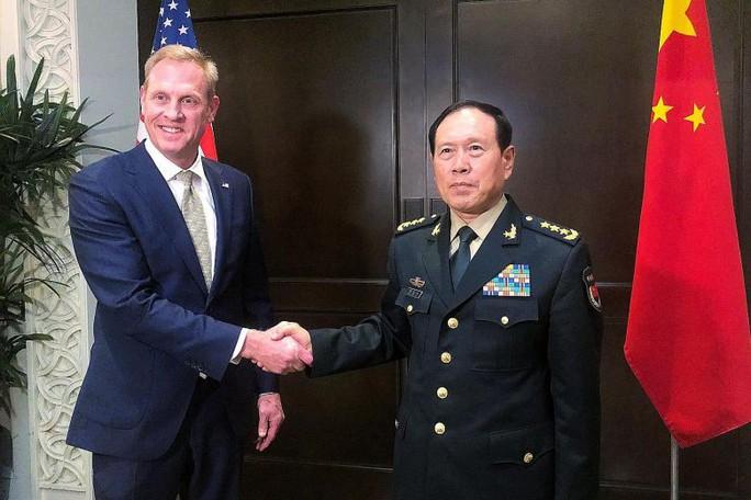 Ông Shanahan ám chỉ Trung Quốc đe dọa sự ổn định châu Á - Ảnh 2.