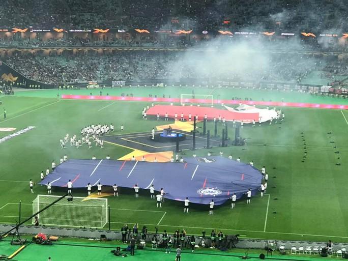 Hành trình sang Baku đáng nhớ của 1 CĐV Chelsea từ Việt Nam - Ảnh 3.