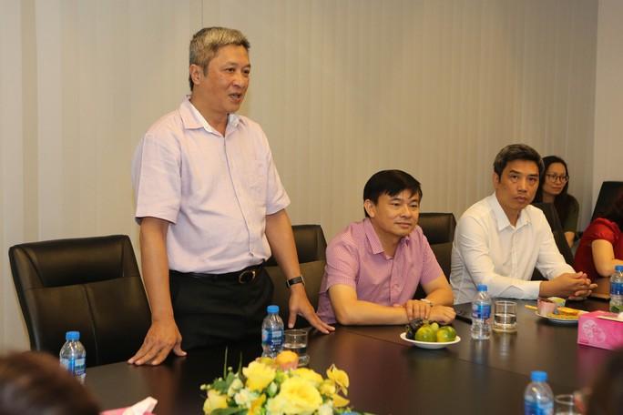 Bộ Y tế chúc mừng Báo Người Lao Động nhân Ngày Báo chí Cách mạng VN - Ảnh 1.