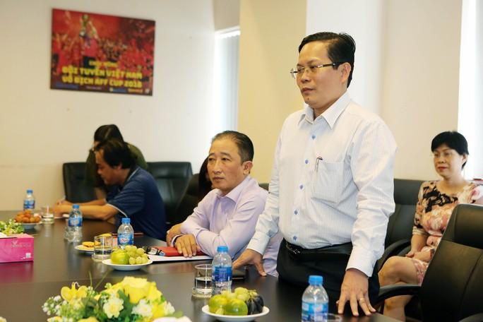 Bộ Y tế chúc mừng Báo Người Lao Động nhân Ngày Báo chí Cách mạng VN - Ảnh 2.