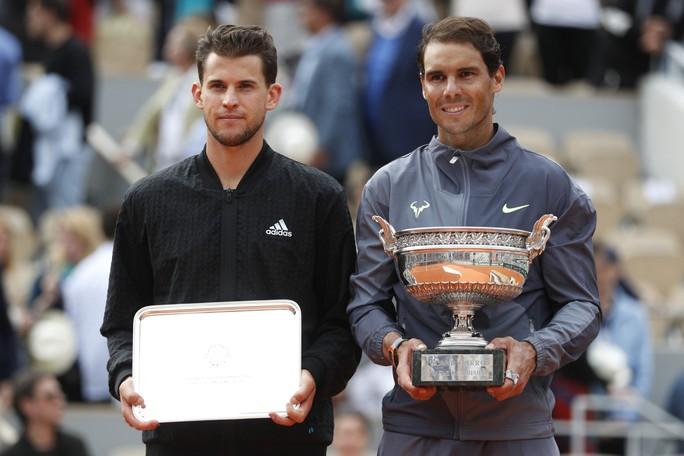 Nadal lần thứ 12 vô địch Pháp mở rộng, đe dọa kỷ lục của Federer - Ảnh 5.