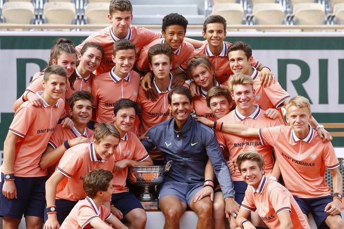 Nadal với pháo đài bất khả xâm phạm Roland Garros - Ảnh 4.