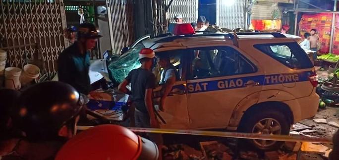 Thông tin danh tính người lái ôtô CSGT tông chết người ở Bình Dương - Ảnh 2.