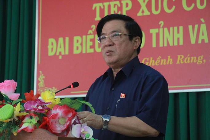 Người dân hoan nghênh việc dời 3 khách sạn lớn ở Quy Nhơn - Ảnh 1.
