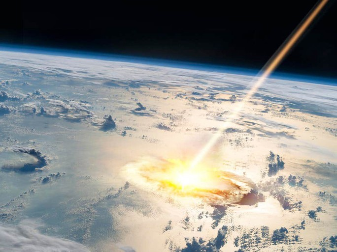 Tàn tích thiên thạch 3 tỉ tấn rơi xuống trái đất - Ảnh 2.