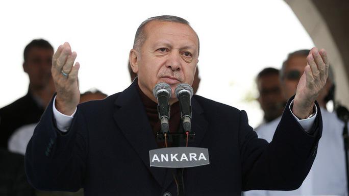 Thổ Nhĩ Kỳ sẽ chọc giận ông Putin hay ông Trump? - Ảnh 1.