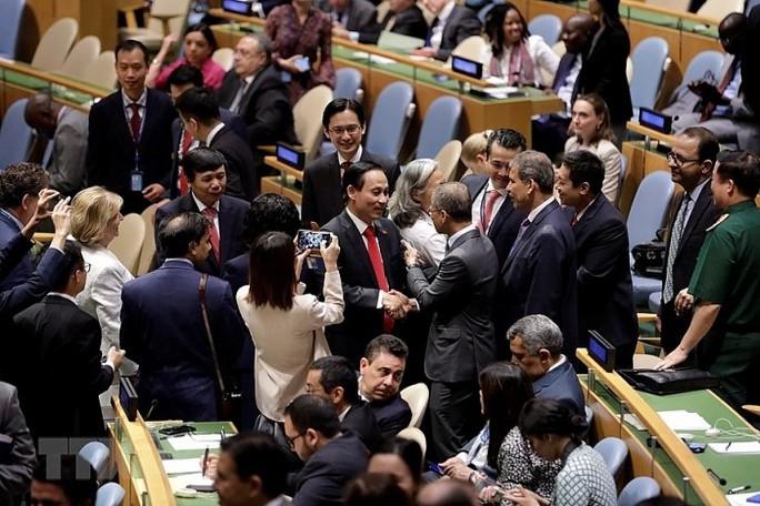 Vào Hội đồng Bảo an Liên Hiệp Quốc cạnh tranh quyết liệt như thế nào? - Ảnh 1.