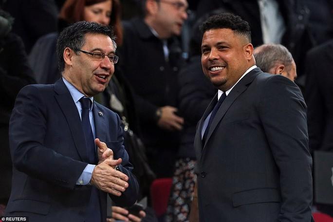 Ronaldo béo nói gì trước nghi án Valladolid bán độ - Ảnh 2.