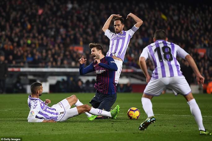 Ronaldo béo nói gì trước nghi án Valladolid bán độ - Ảnh 3.