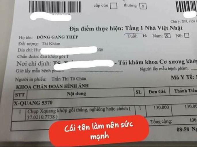Những tên khai sinh độc lạ nhất Việt Nam - Ảnh 5.